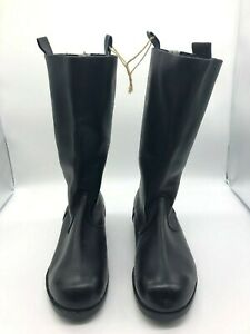 Vintage-East-German-Military-Combat-Boots-DDR-Size-27-5-Unissued