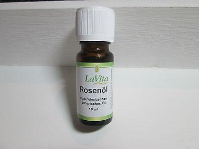 hochwertiges ätherisches Rosenöl Rose Öl naturidentisch 90 ml