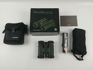 Celestron-71402-TrailSeeker-10x32-Binoculars-Army-Green-71402-New