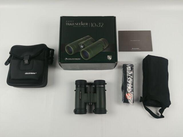 Celestron trailseeker 10x42 Binocular-Verde