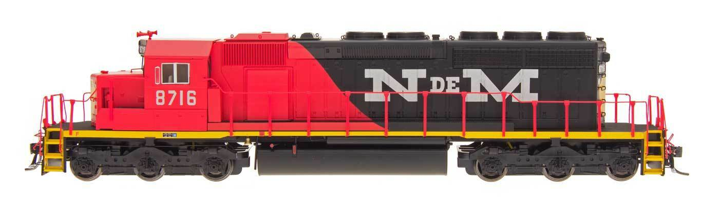 InterMountain HO 49359S Nationales de Mexico SD402 Locomotive