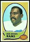 1970 Topps Bob Brown #178 Football Card