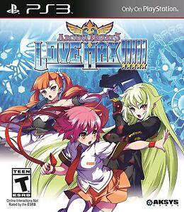 Image Is Loading Arcana Heart 3 Love Max PlayStation PS3