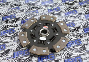 Competition-6-Puck-Sprung-Clutch-Disc-For-99-00-Honda-Civic-Si-B16A-B16A2-B16A3