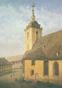 alte-AK-Siegen-Nikolaikirche-amp-Rathaus-um-1900-ungelaufen-Ansichtskarte-B534h
