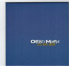 (EZ113) Omero Mumba, Lil' Big Man - 2002 DJ CD