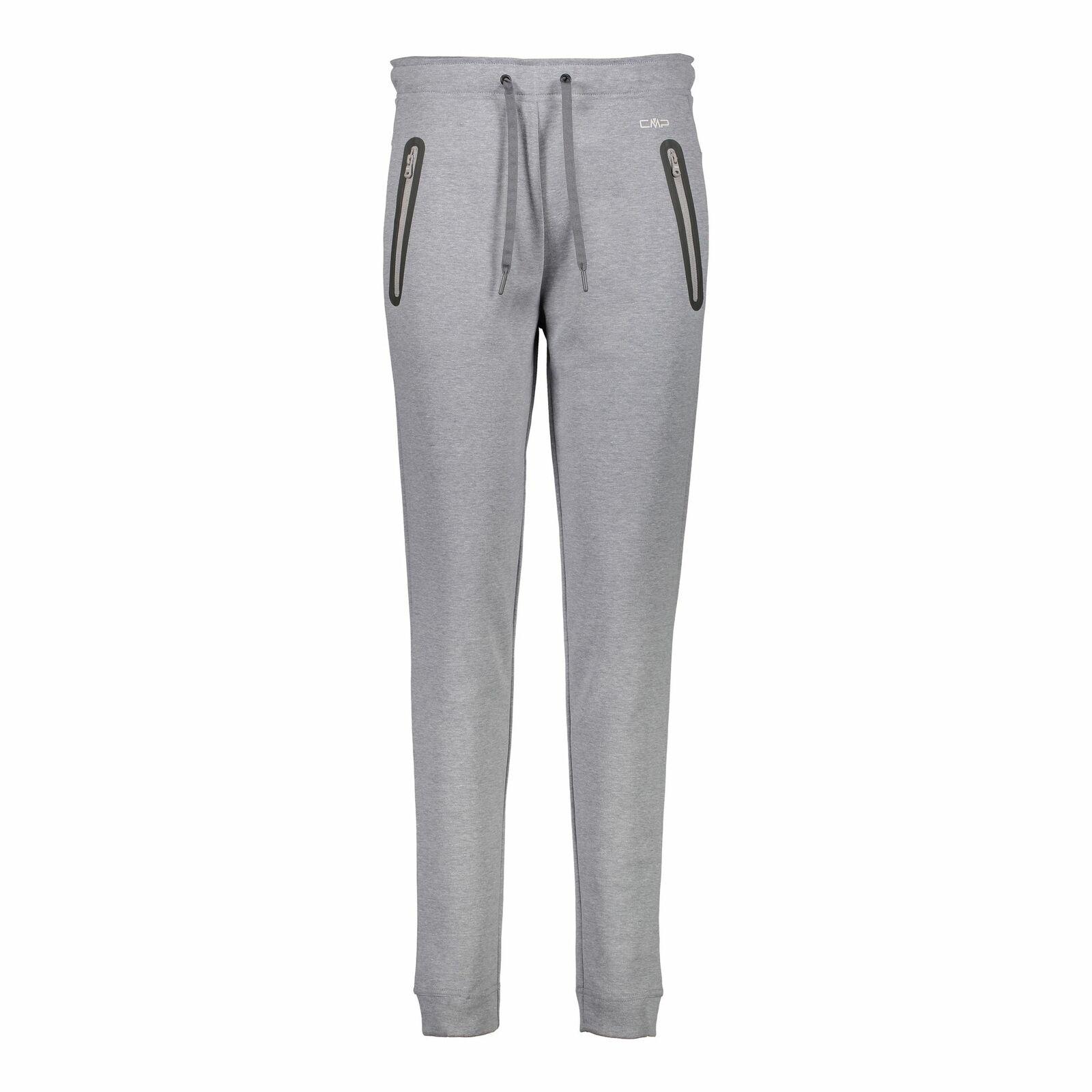 CMP Jogginghose Hose Woman Long Pant grey elastisch meliert Stretch