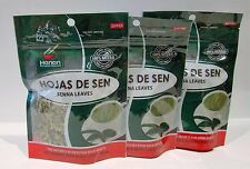 Hoja de Sen Hierba (Senna Leaves) 3 Bags