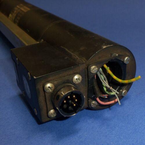 """QRT 62 200 *DAMAGE ATLAS COPCO 5//8/"""" DRIVE NUTRUNNER 4230 1705 80 QMR62-46-RT"""