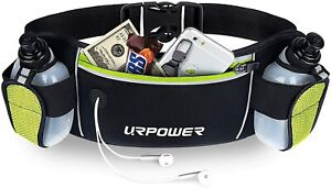 URPOWER-Running-Belt-with-Water-Bottle-Running-Fanny-Pack-with-Adjustable-Strap