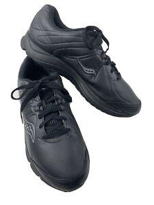 Saucony-Men-039-s-Shoes-Grid-S25267-2-Size-US-12-Black-Lace-Low-Top