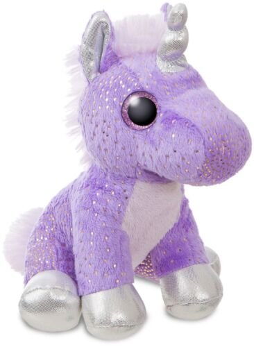 Aurora SPARKLE TALES SPRINKLES UNICORN 18CM Soft Toys Stuffed Animals NEW
