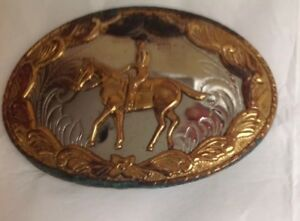 Belt-Buckle-American-Vintage-Classic-Retro-Country-Western