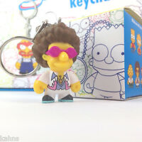 Kidrobot Simpsons Vinyl Keychain Series - Disco Stu -