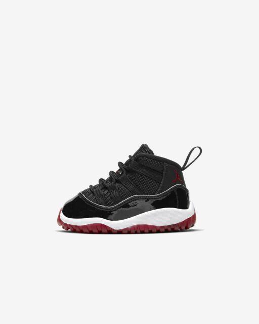 Jordan Retro 3 Black White Size 2c Baby