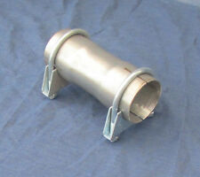 Exhaust Sleeve Pipe Repair Connector - 304 Stainless - 57 x 150mm