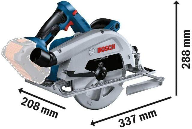 Bosch Professional Gks 18v 68 Gc Akku Handkreissäge In L Boxx 06016b5100 For Sale Online Ebay