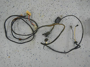 1963 buick riviera tail light wiring harness taillight wire 63 image is loading 1963 buick riviera tail light wiring harness taillight