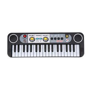 professional portable mini 37 key electronic keyboard piano for kids beginners 890270300388 ebay. Black Bedroom Furniture Sets. Home Design Ideas