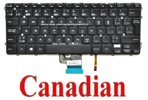 CA 05M7PR MP-13C16CUJ698 Keyboard for Dell XPS 15 9530 15-9530 Precision M3800