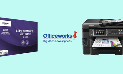 Low Prices at Officeworks