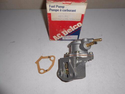 1.3 Renault 5 1.4 Alpine A5 pompe à essence AC Delco 461.91 1972-1977 1.0 0.8