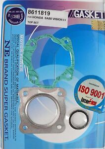 KR Dichtsatz Zylinder TopEnd HONDA SA 50 Vision 91-95 ... Cylinder Gasket set