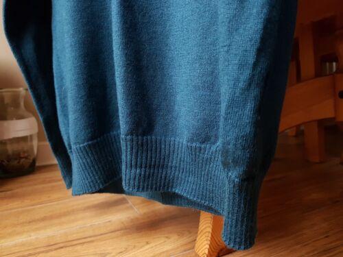 Taglia da a merino Piccoli V in lana Maglione con adatta Lugi aspetto di uomo grande L scollo per wHnqxpIO