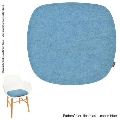 Eco Felt Seat Cushion 8mm Suitable For Normann Copenhagen Shape Recliner Chair