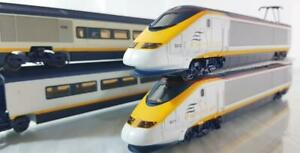 HORNBY-JOUEF-R543-HO-RAILWAYS-EUROSTAR-CLASS-373-EMU-4-CAR-TRAIN-SET