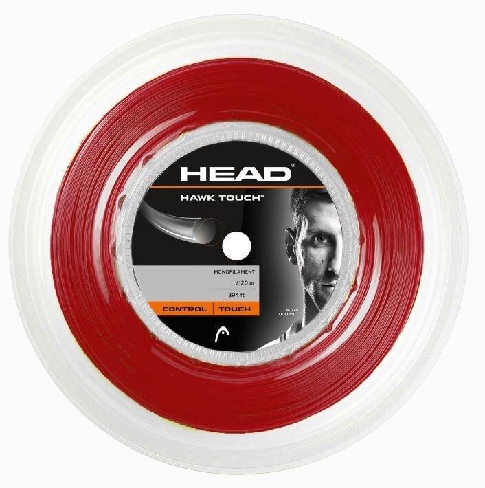 Head Hawk Touch 19 Red 120 m Tennissaiten