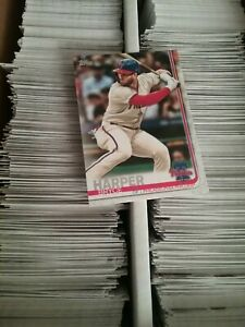 2019-Topps-Series-2-Baseball-Card-Base-Singles-Create-Own-Lot-351-to-550