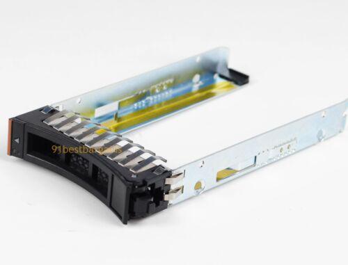 "10PCS IBM 44T2216 2.5/"" SFF Tray Caddy x3250 x3650 x3200 M2 M3 M4 HS12 HS22 HS23"