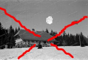 Negativ-Tirol-Osterreich-Berg-Huette-Gasthof-Jugend-Ski-1930er-Jahre-15