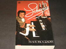 LIBERACE BY LIBERACE AN AUTOBIOGRAPHY POCKET BOOK GREAT BRITAIN 1973 PHOTOS OOP