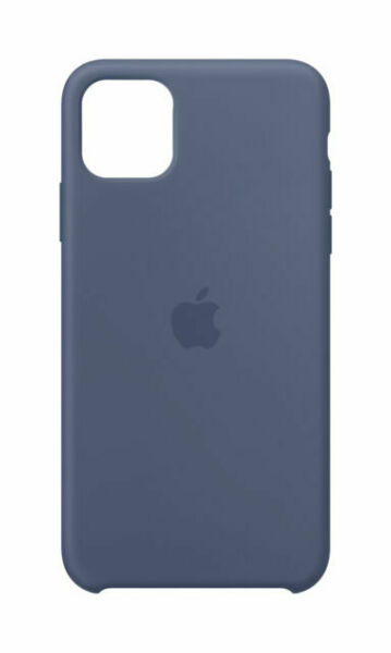 FUNDA APPLE IPHONE 11 PRO MAX SILICONE CASE - AZUL ALASKA - MX032ZM/A