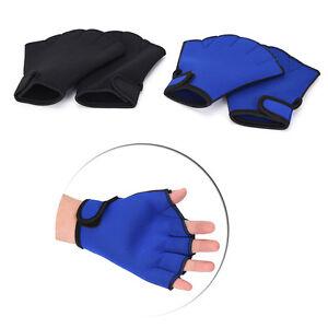 Aerobic-acuatico-Natacion-surf-Webbed-guantes-de-paleta-de-neopreno