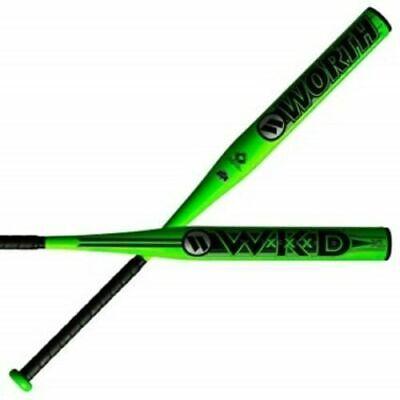 """Nouveau Worth Wicked XXX XL 34/""""//27oz ssusa Senior Softball Bat wwickd"""