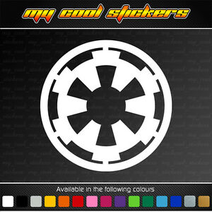 Imperial Storm Trooper Decal for 4x4,car,ute,window Star wars Stormtrooper