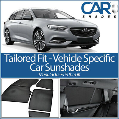 VAUXHALL INSIGNIA ESTATE 5DR 2017/> UV CAR SHADES WINDOW SUN BLINDS PRIVACY GLASS