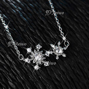 18K-WHITE-GOLD-GF-MADE-WITH-SWAROVSKI-CRYSTAL-PENDANT-SNOWFLAKE-NECKLACE