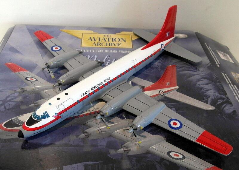 Corgi 1 144 AA31502 Bristol Britannia 312F XX-367 Team Spirit