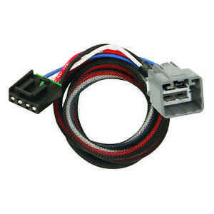 14 19 jeep cherokee tekonsha 2plug trailer brake control wiring image is loading 14 19 jeep cherokee tekonsha 2plug trailer brake