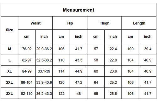 Men Outdoor Water Resistant Thick Fleece Lined Hiking Trousers Soft Shell Pants