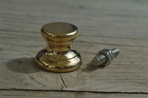 set of 6 superb quality antique brass furniture knobs handles chest knob 2010