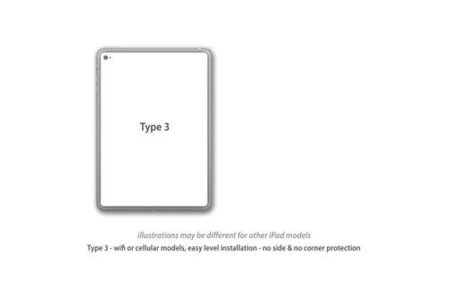 iPad Mini 1,2,3,4 Skin Kits WRAP DECAL STICKER SKIN Carbon Fiber STICKERBOY