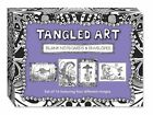 Tangled Art Blank Note Cards & Envelopes: Set of 16 Featuring Four Different Images by Penny Raile (Paperback, 2014)