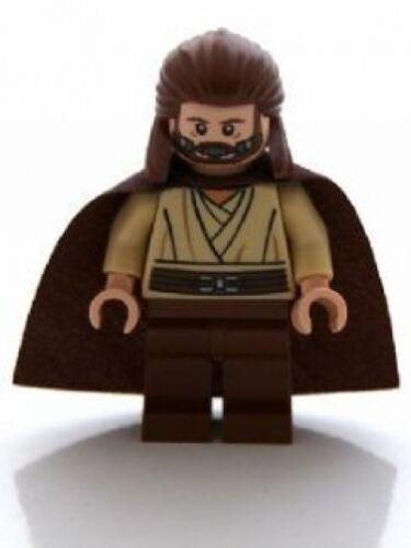 MINI FIG // MINI FIGURE STAR WARS Qui-Gon Jinn LEGO 9499