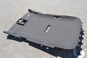 Mk6 Vw Gti Golf Black Headliner Roof Trim Panel Interior