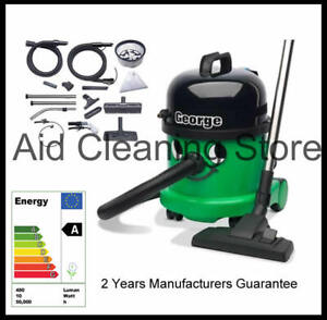 Numatic Industrial George Green Wet Dry Builders Vacuum